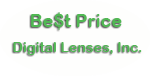 Best Price Digital Lenses Logo