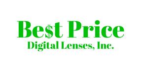 Best Price Digital Lenses Logo